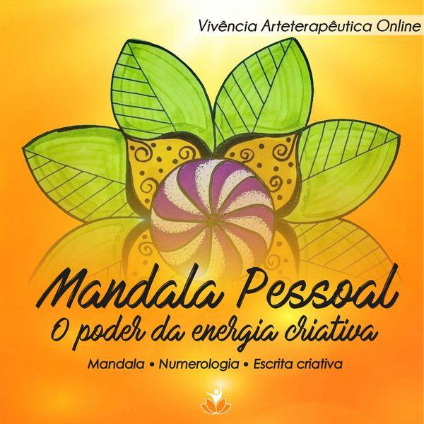 Imagem principal do produto MANDALA PESSOAL - O poder da energia criativa