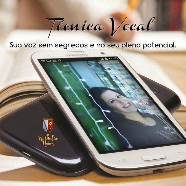 Imagem principal do produto E-Book  Técnica Vocal Sua Voz no seu Pleno Potencial