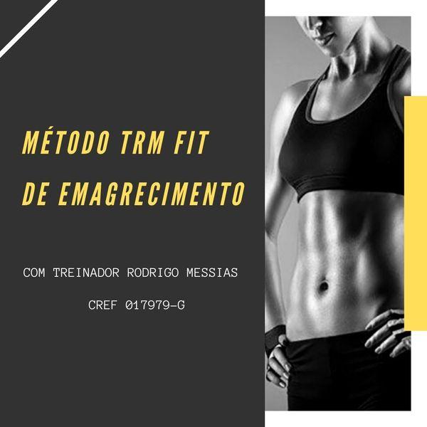 Imagem principal do produto Método TRM FIT de Emagrecimento