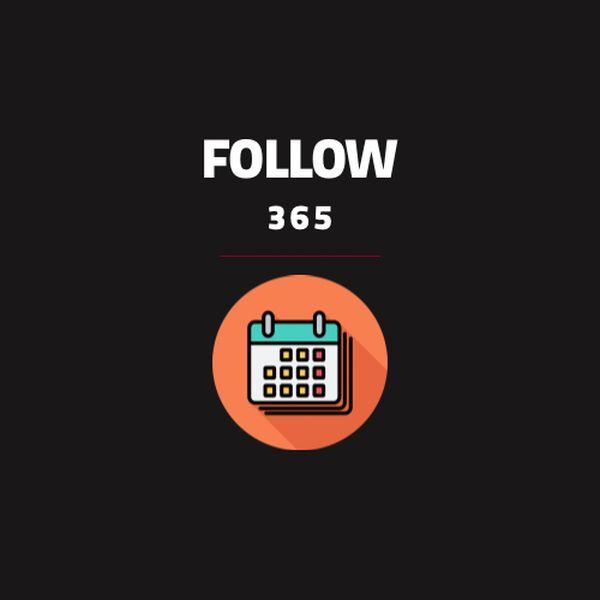 Imagem principal do produto CALENDÁRIO EDITORIAL FOLLOW 365