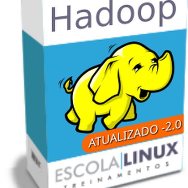 Imagem principal do produto Big Data com Cluster de Hadoop e Ecossistema: 20 Horas