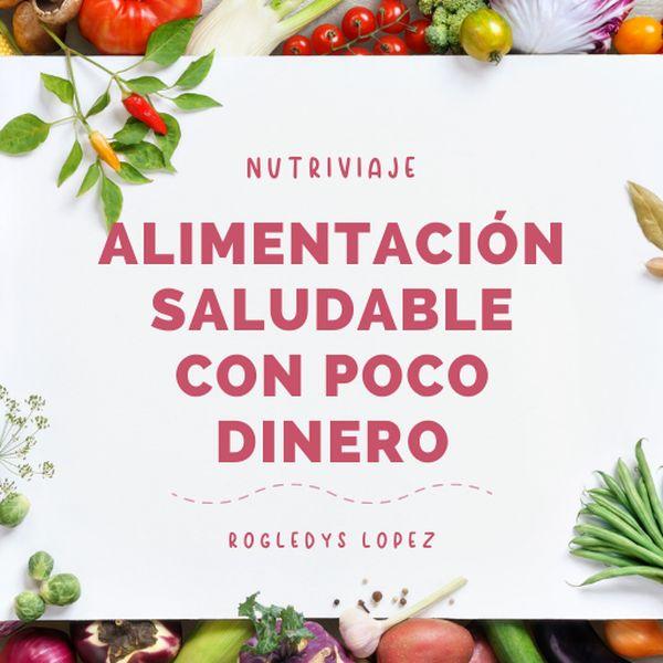 Imagem principal do produto Alimentación saludable con poco dinero