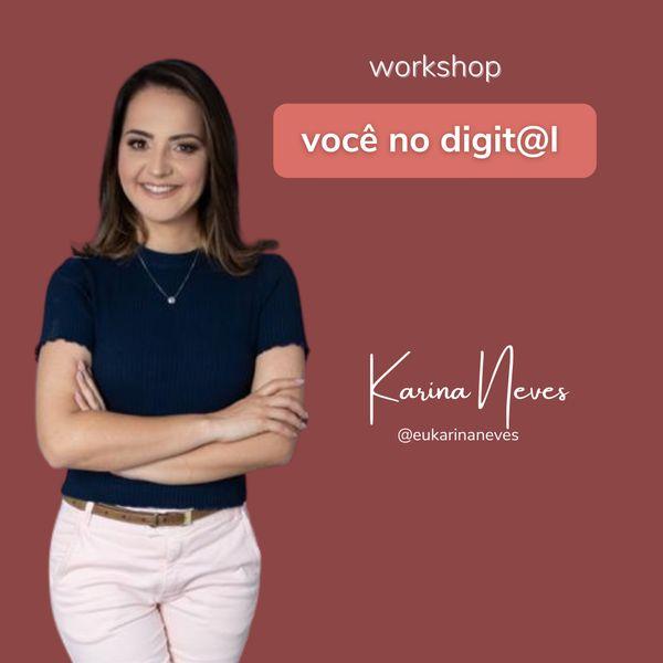 Imagem principal do produto VOCÊ NO DIGITAL