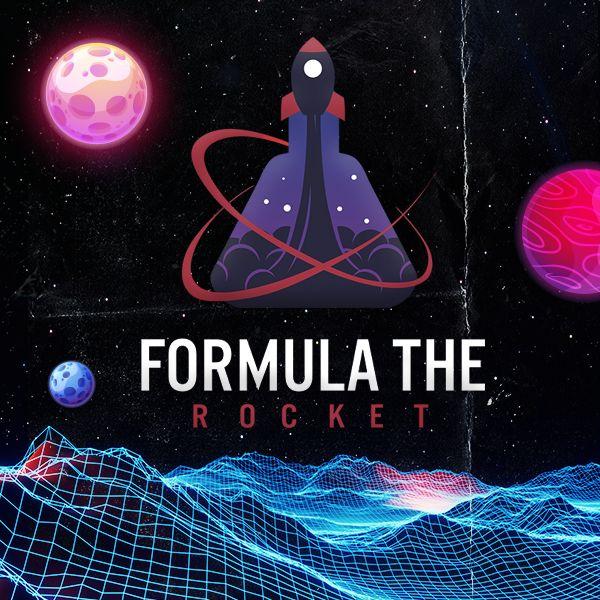 Imagem principal do produto Formula The Rocket