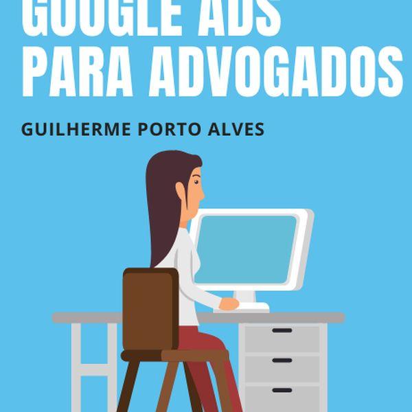 Imagem principal do produto E-book Google Ads para Advogados