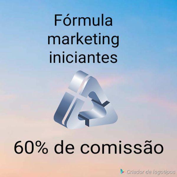 Imagem principal do produto Fórmula marketing iniciantes (essencial v.1)