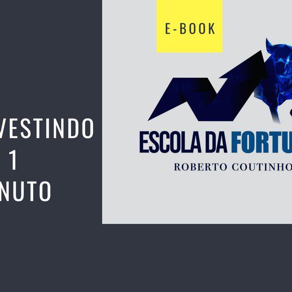 Imagem principal do produto Combo: 3 e-books do Escola da Fortuna