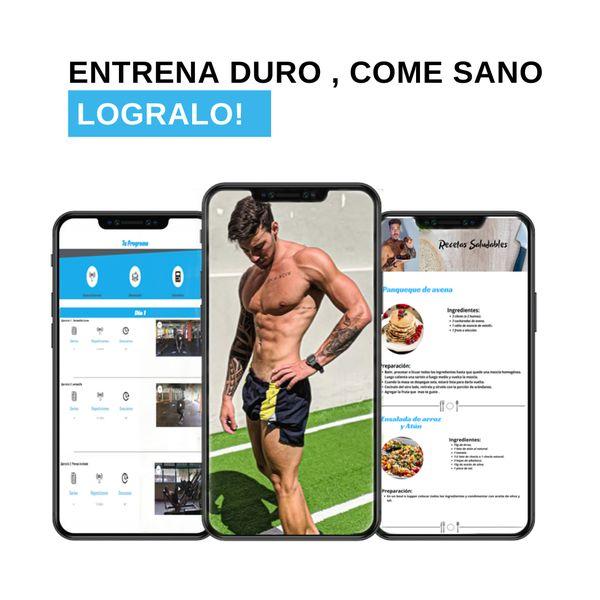 Imagem principal do produto Asesoría Online 100% Personalizadas Trimestral