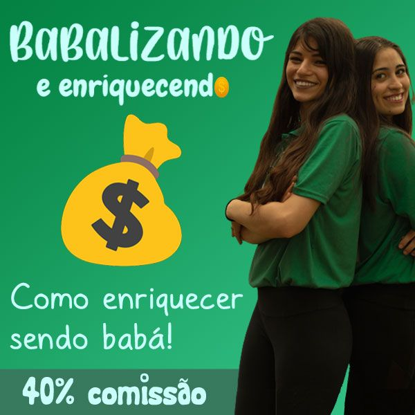 Imagem principal do produto Babalizando e enriquecendo