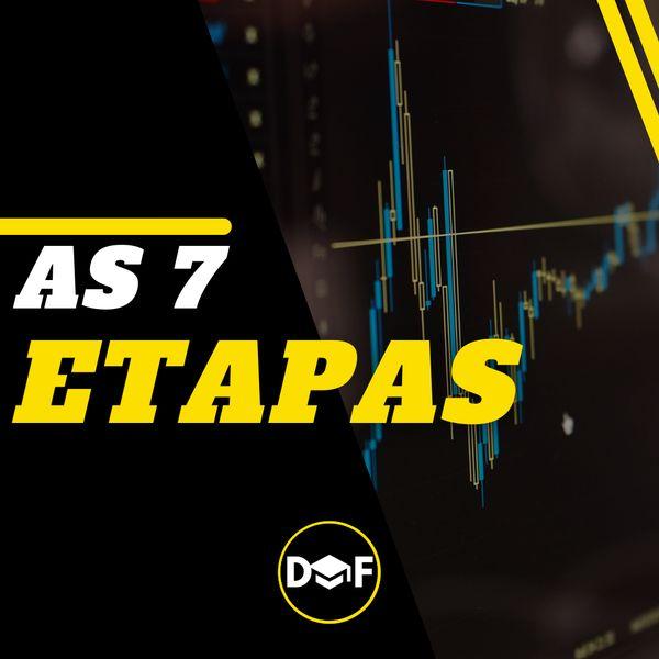 Imagem principal do produto As 7 Etapas