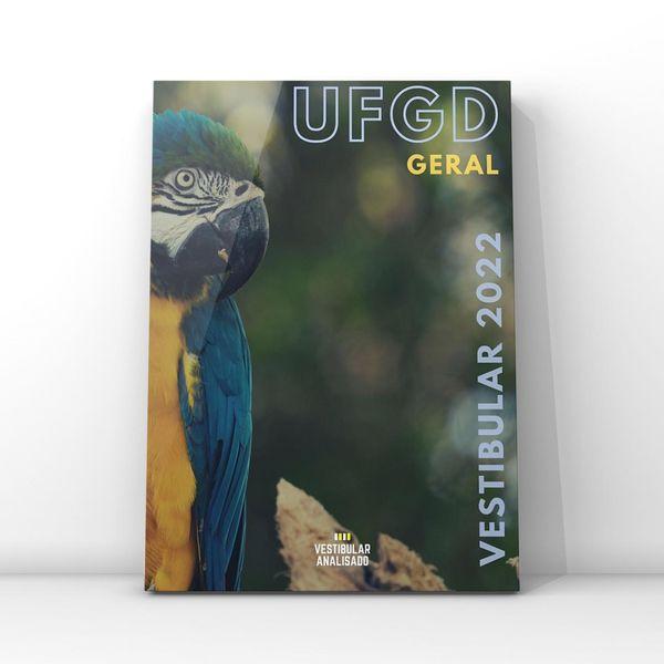 Imagem principal do produto Apostila Vestibular UFGD GERAL