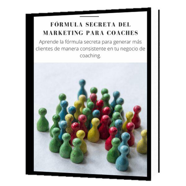 Imagem principal do produto Fórmula Secreta Del Marketing Para Coaches