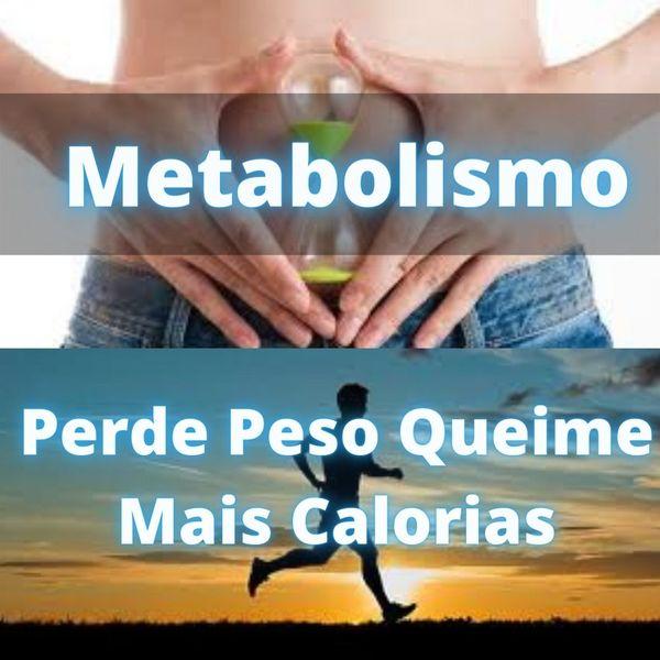 Imagem principal do produto Impulsionando Seu Metabolismo Queima De Gorduras