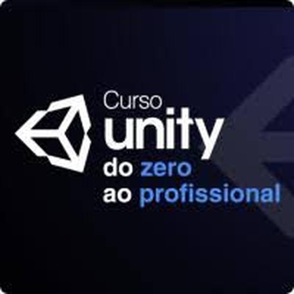 Imagem principal do produto Curso De Unity Completo Zero Ao profissional