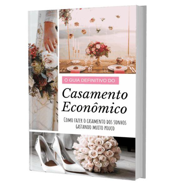 Imagem principal do produto O Guia Definitivo do Casamento Econômico