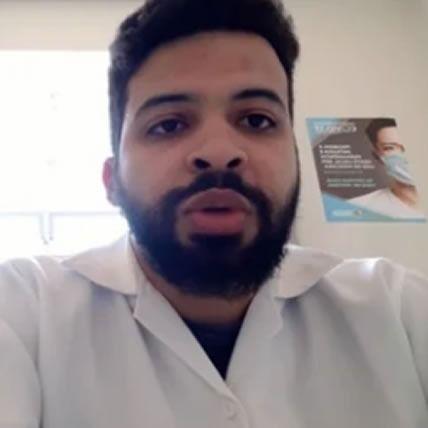 Yan Raposo, Médico