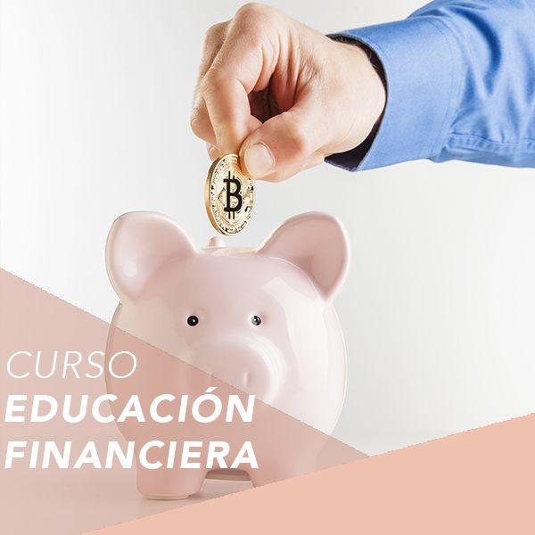 Imagem principal do produto Curso Educación Financiera