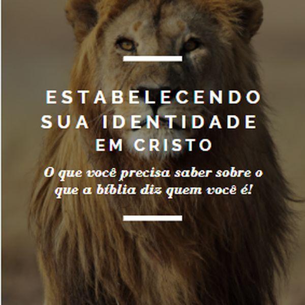 Imagem principal do produto Estabelecendo Sua Identidade em Cristo