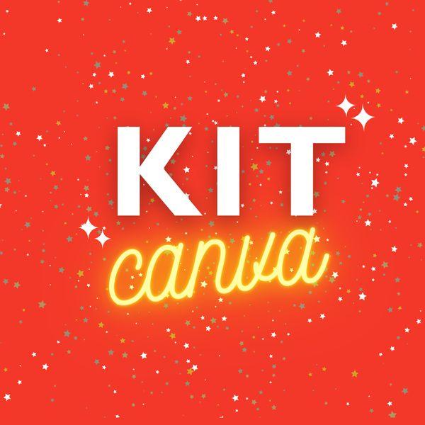 Imagem principal do produto KIT CANVA