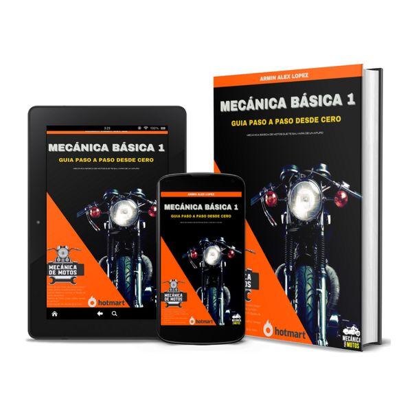 Imagem principal do produto Guía de mecánica básico para principiantes