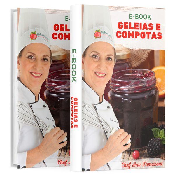 Imagem principal do produto E-book Geleias e Compotas