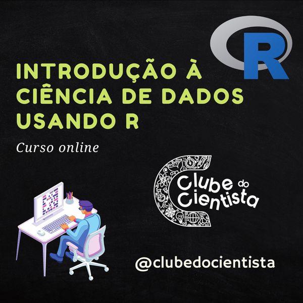 Imagem principal do produto Introdução a Ciência de Dados Usando R