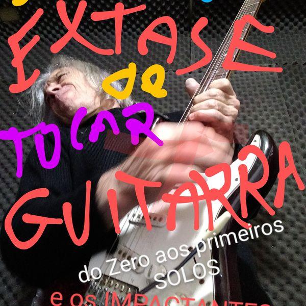 Imagem principal do produto Aulas de técnicas de guitarra