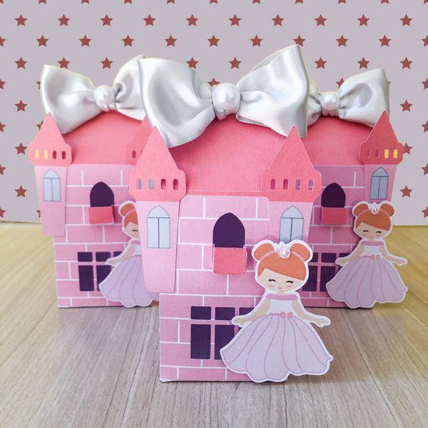 Imagem principal do produto Caixa Castelo