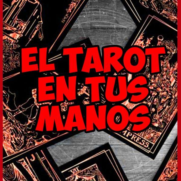 Imagem principal do produto ✅ El TAROT en Tus MANOS (LIBRO DE TAROT)