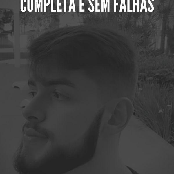Imagem principal do produto COMO TER UMA BARBA COMPLETA E SEM FALHAS