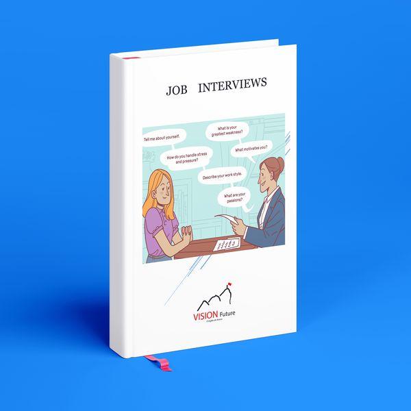 Imagem principal do produto Job Interviews Ebook