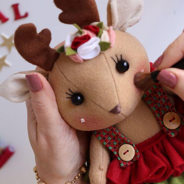 Imagem principal do produto Feltro - Especial de Natal