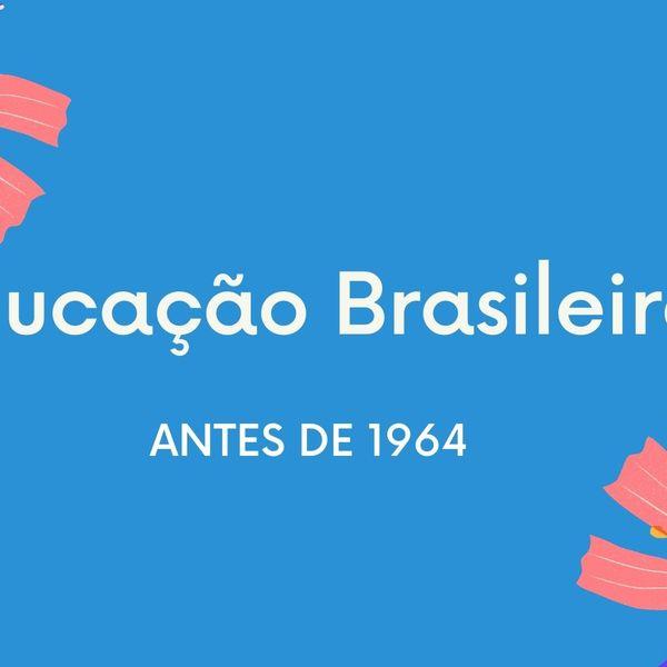 Imagem principal do produto EDUCAÇÃO NO BRASIL