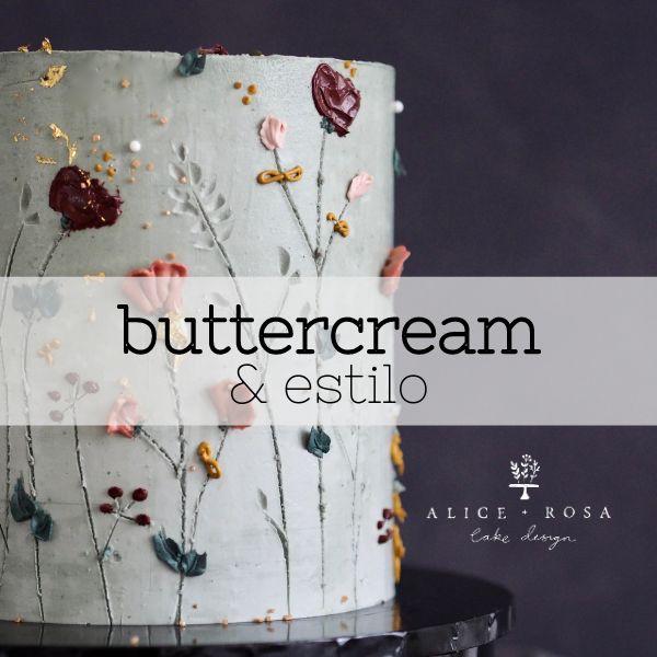 Imagem principal do produto Buttercream & Estilo