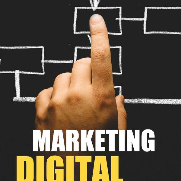 Imagem principal do produto Aprenda marketing digital de uma vez