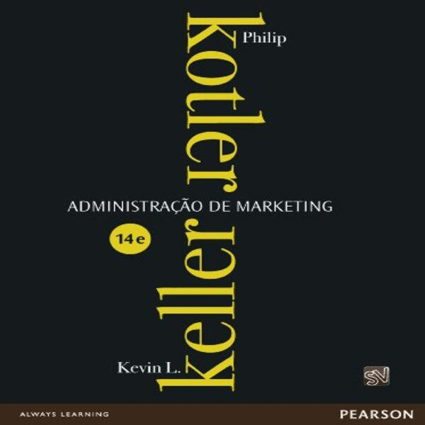 Imagem principal do produto Administração de Marketing (Kotler e Keller)