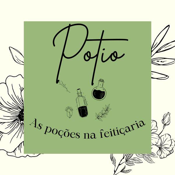 Imagem principal do produto Potio - As poções na feitiçaria