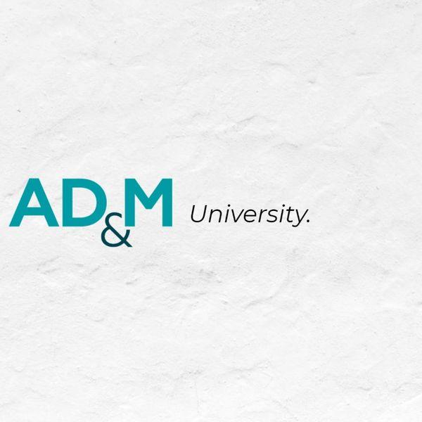 Imagem principal do produto AD&M University
