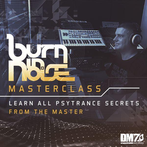 Imagem principal do produto Burn in Noise Masterclass
