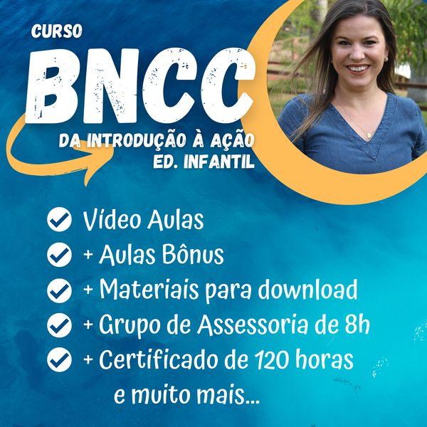 Imagem principal do produto BNCC da Introdução à Ação - Educação Infantil - Professora Samantha Ladeira