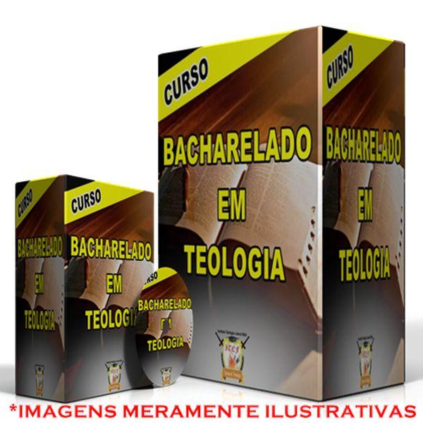 Imagem principal do produto BACHARELADO EM TEOLOGIA - LIVRE