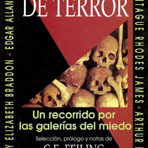 Imagem principal do produto Audiolibro  Los Mejores Cuentos de Terror