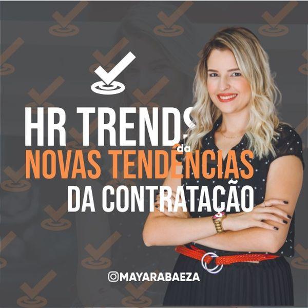 Imagem principal do produto HR Trends - Novas Tendências da Contratação
