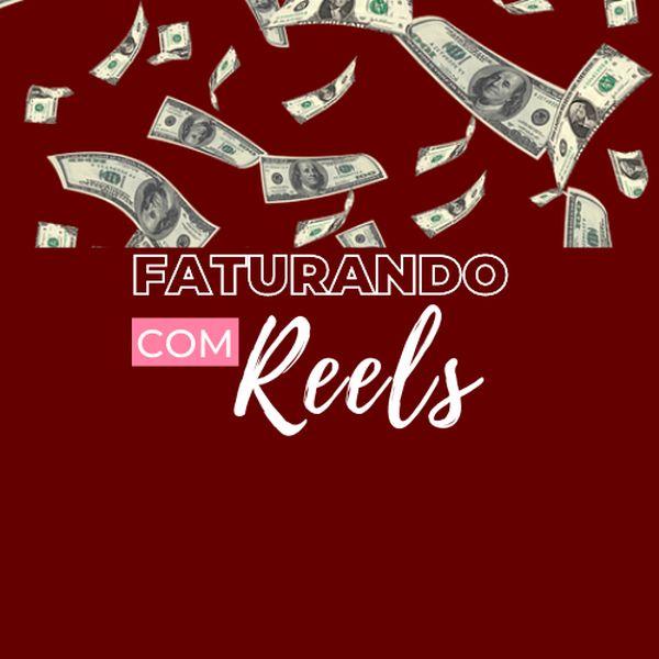 Imagem principal do produto Faturando com Reels