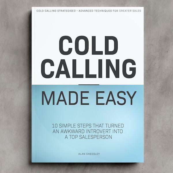 Imagem principal do produto How To Cold Call | 10 Step Sales Manual