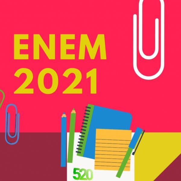 Imagem principal do produto Curso preparatório para o ENEM