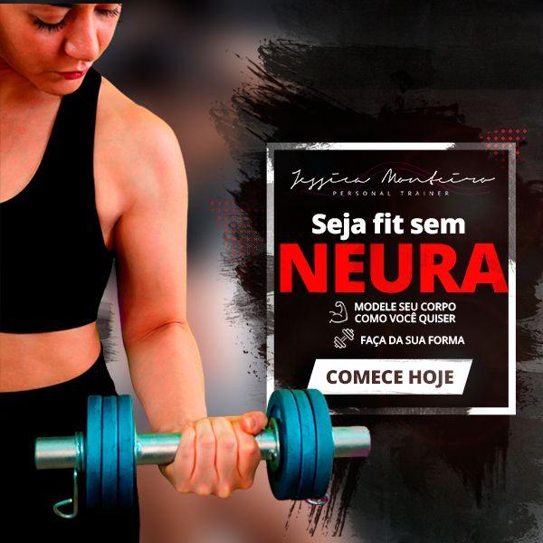 Imagem principal do produto Consultoria Fitness Personalizada #fitsemneura