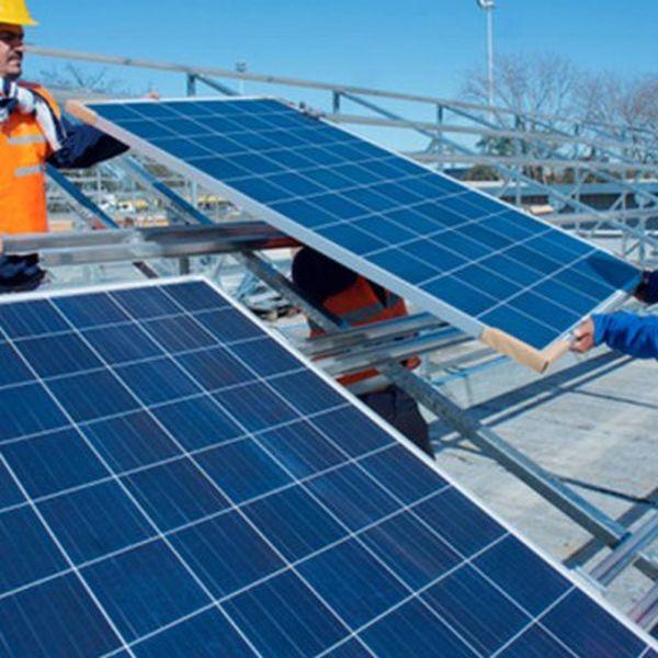 Imagem principal do produto Curso de Paneles solares e Instalación de Energía Solar Fotovoltaica