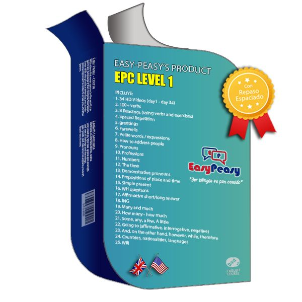 Imagem principal do produto EPC - Level 1