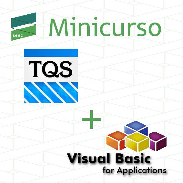 Imagem principal do produto 20ª SENC - Combo TQS + Excel VBA